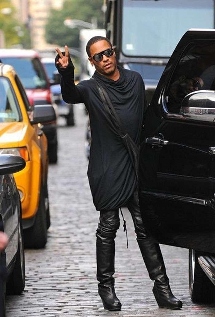 Новые тенденции мужской моды (21 фото)