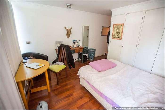 Квартира русского эмигранта в Чили