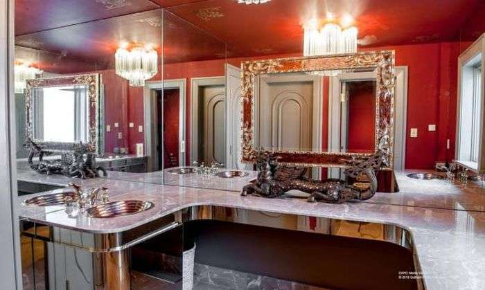 50 Cent вынужден продать свой роскошный особняк (17 фото)