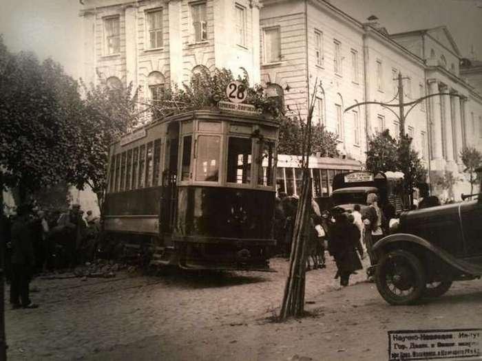 Исторические факты в фотографиях