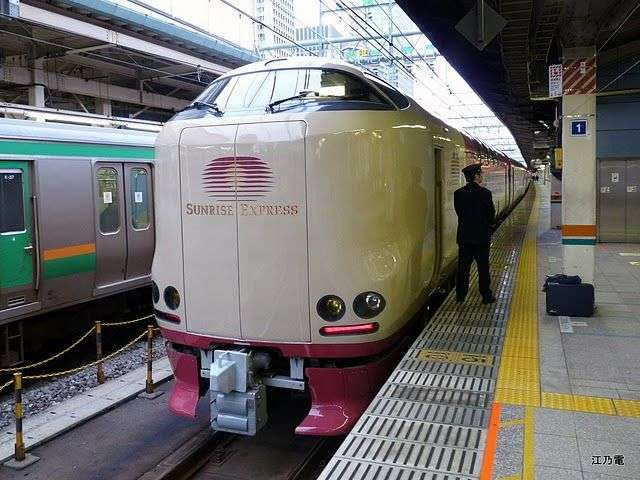 Японская железная дорога (19 фото)