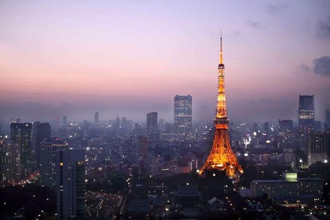Токио в фотографиях (10 фото)