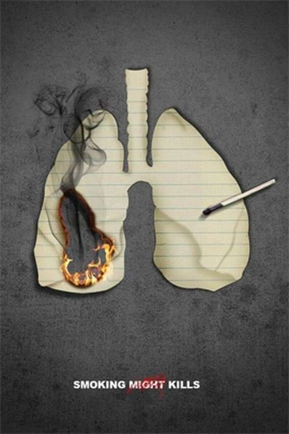Курить вредно (55 фото)