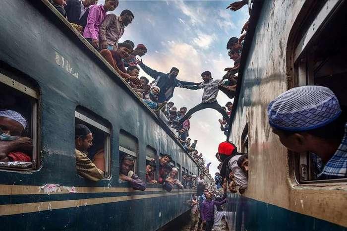 Фотографии с конкурса National Geographic Traveler 2016