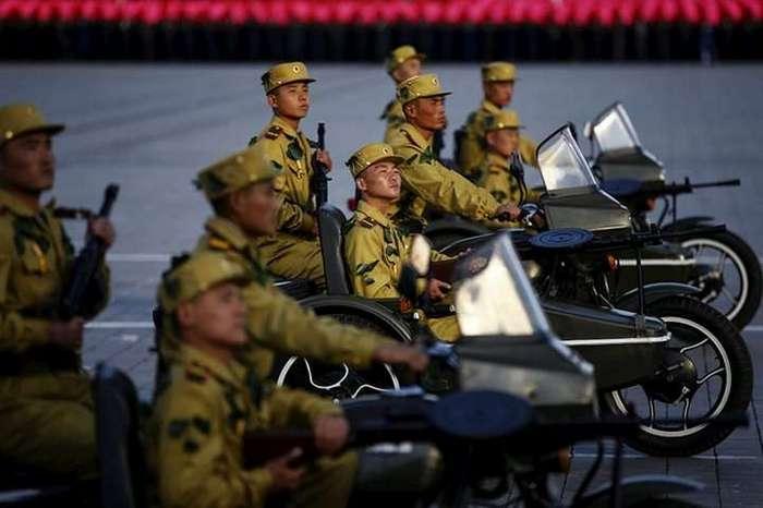 Секретная жизнь северокорейской армии