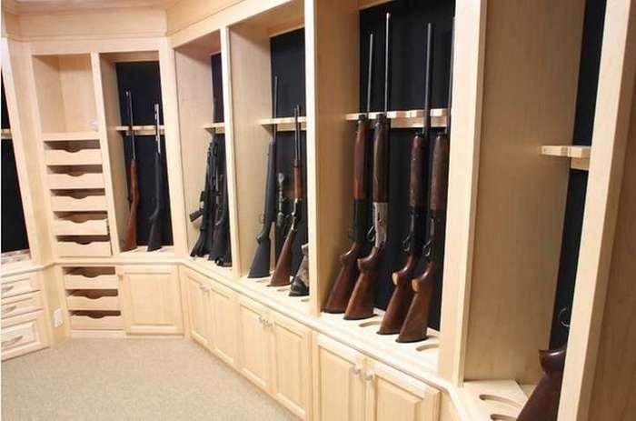 Частные коллекции оружия