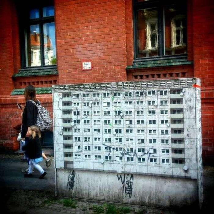 Восхитительный стрит-арт (25 фото)