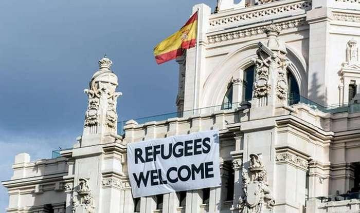Как в Испании захватывают жильё