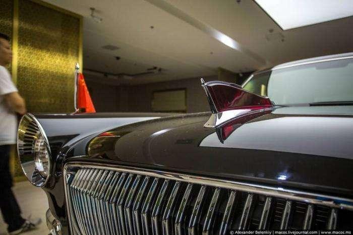Китайский конкурент Rolls-Royce за миллион долларов (13 фото)