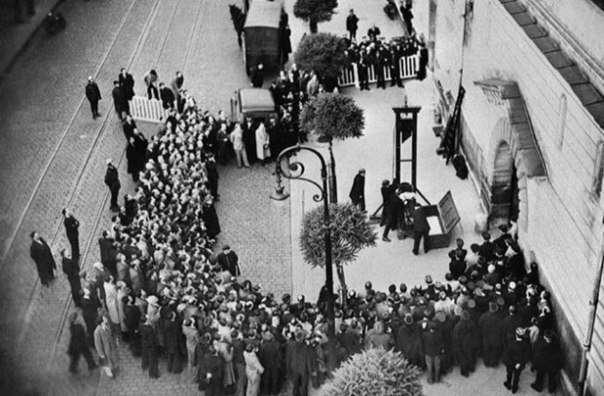 «Национальная бритва» Франции: история гильотины (10 фото)