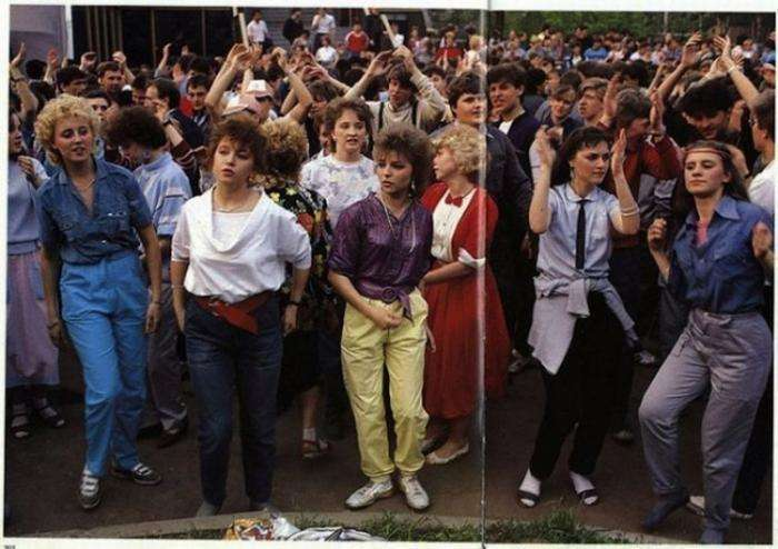 4 факта о джинсах в СССР (5 фото)