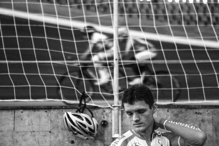 Сергей Манжос - спортсмен, который добывает победу в темноте