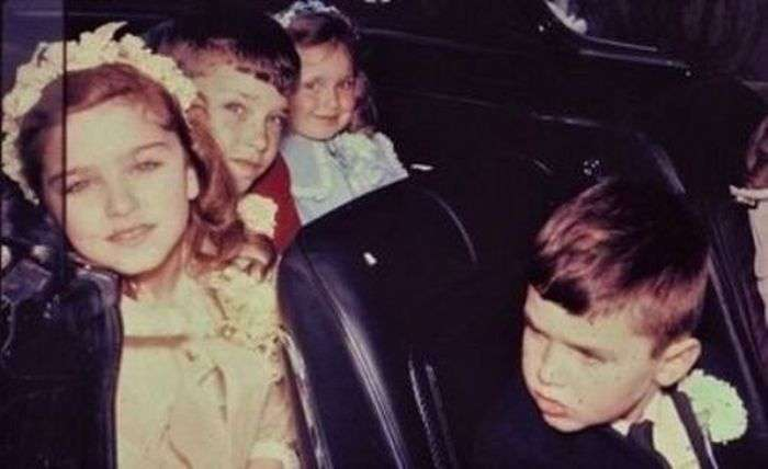 Редкие фото зарубежных знаменитостей