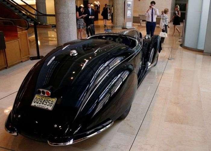Цена редчайшего Alfa Romeo зашкалила за 15 миллионов долларов