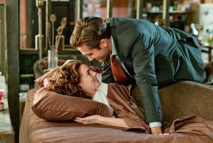 Конфузы на съемках секс-сцен известных фильмов
