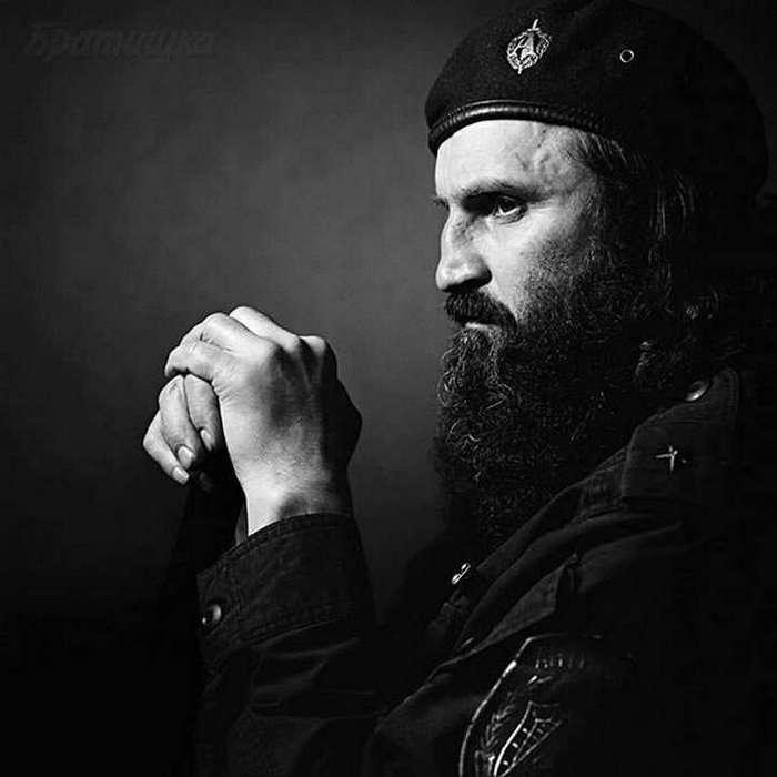 «Ветераны спецназа страны» — фотопроект Дмитрия Белякова