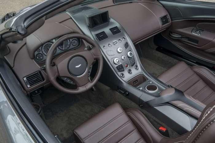 Эксклюзивный родстер Aston Martin Vantage GT12 в единственном экземпляре