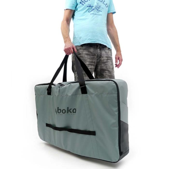 Тележка Kyboka - удобная альтернатива походному рюкзаку