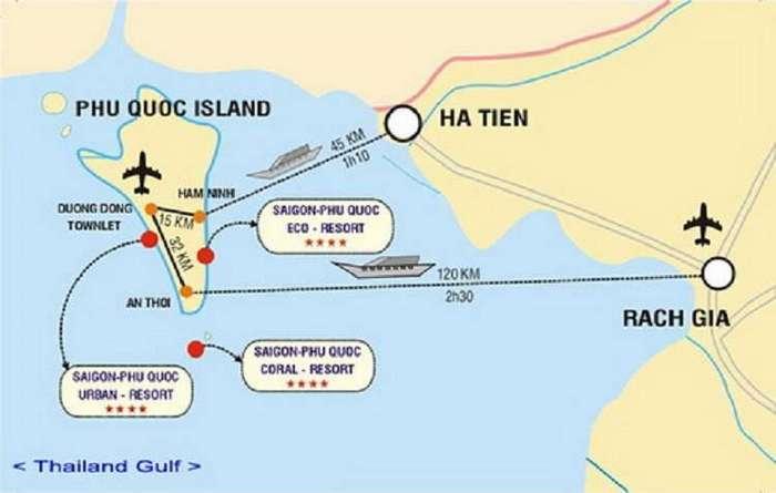 Остров - курорт Фукуок. Концлагерь цивилизации. Строго 21+