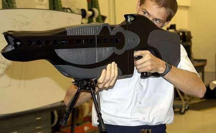 Самое технологичное современное оружие