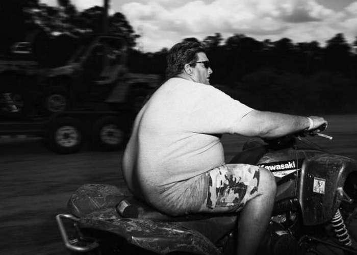Сногсшибательные тусовки американских фермеров