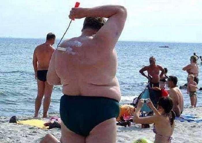 Фотобомбы пляжного сезона! Есть что вспомнить, нечего друзьям показать... (16 фото)