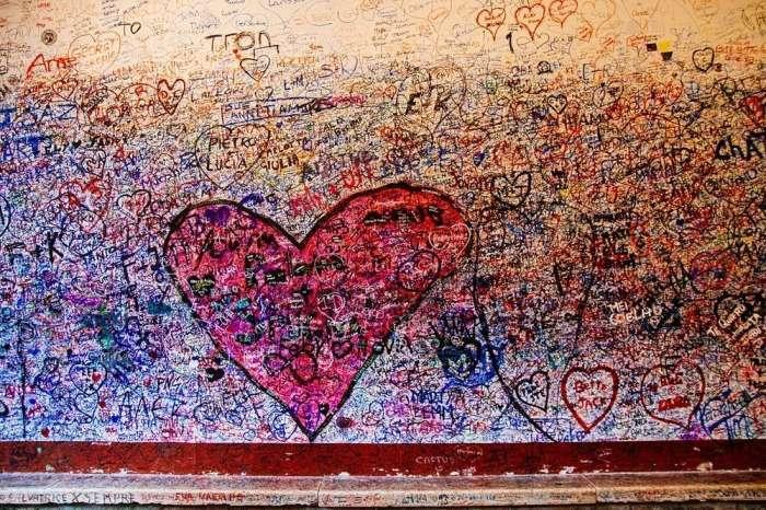 Дом Джульетты – самое романтическое место в Вероне
