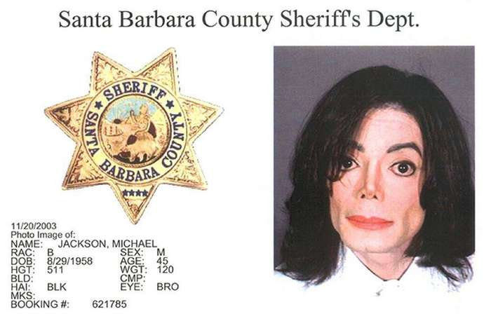 Жизнь Майкла Джексона в фотографиях