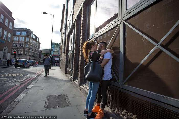 Лондон – самый фотогеничный город Европы