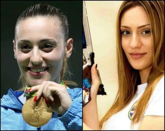 Очаровательные медалистки Олимпиады-2016