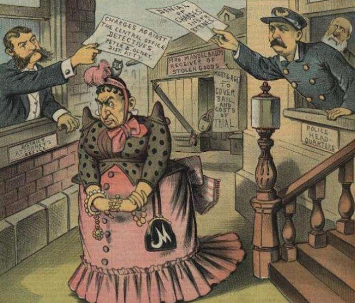 Женщина-преступный босс, открывшая школу для начинающих бандитов