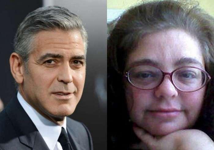 Старшая сестра голливудского красавчика Джорджа Клуни Аделия – полная противоположность актера