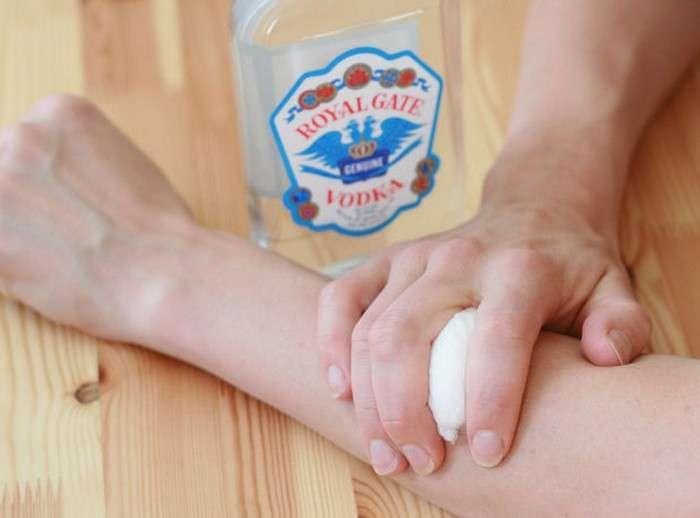 «Только для наружного применения»: 14 способов с толком использовать недорогую водку