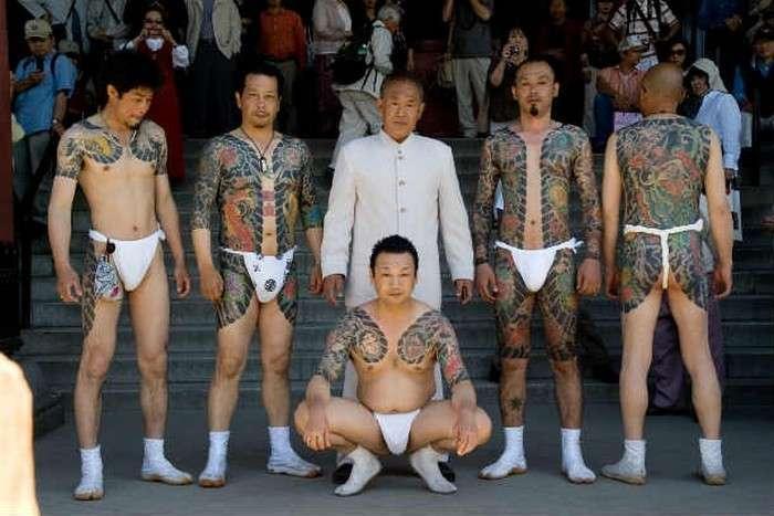 25 удивительных и малоизвестных фактов о татуировках