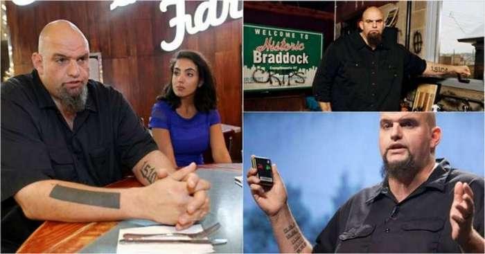 Татуировки политиков