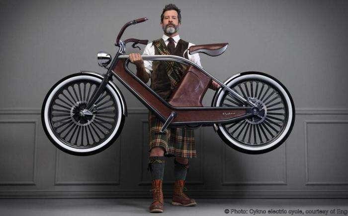 Топ-10 новых необычных и красивых велосипедов