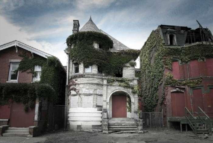Любопытные маршруты: 15 таинственных и пугающих заброшенных построек, адресов которых не найти в путеводителях