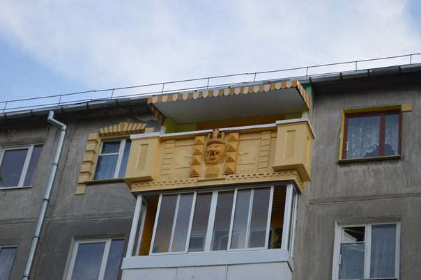 По-настоящему русские балконы (20 фото)