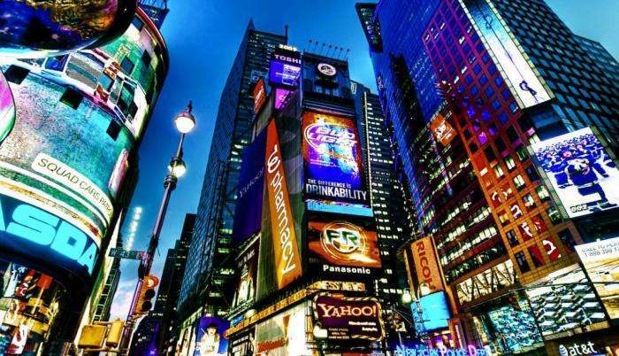 Самые необычные рекламные акции (5 фото)