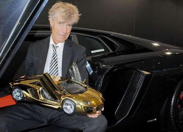 А вы бы купили модельку Lamborghini за 400 000 долларов? (13 фото)