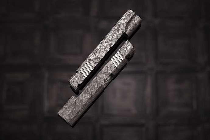 В США продают пистолеты из метеорита за $4,5 миллиона