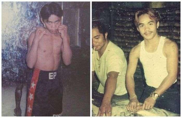 Как боксер Мэнни Пакьяо помогает бедным (5 фото)