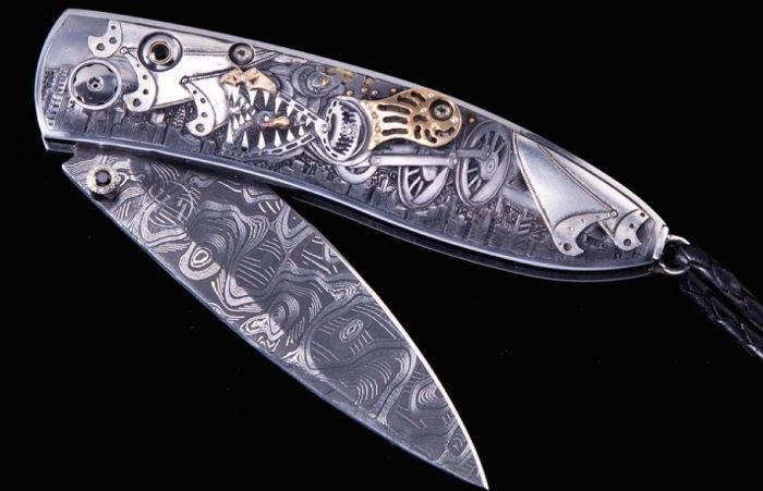 Самые дорогие ножи на планете