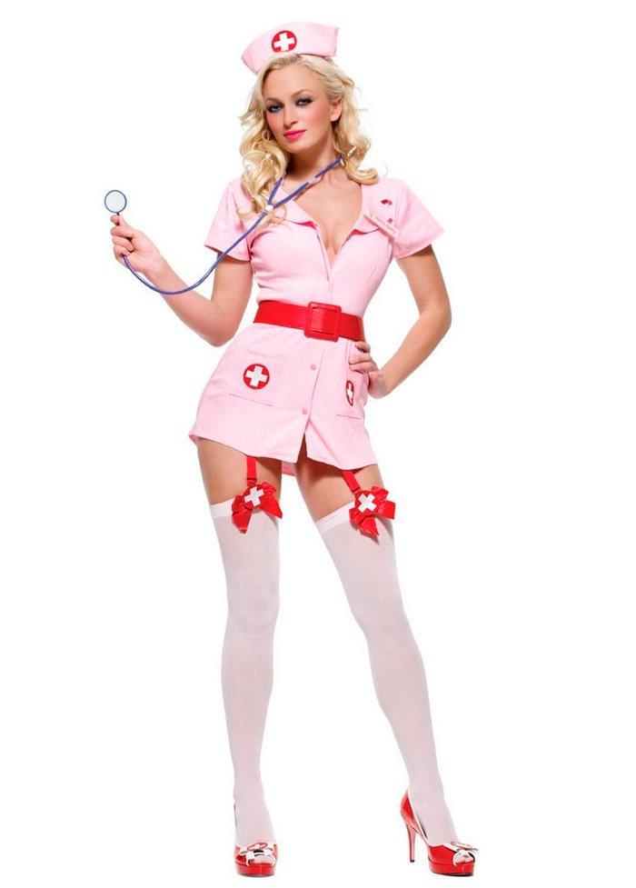 Медсестры в чулках. Убойная сила