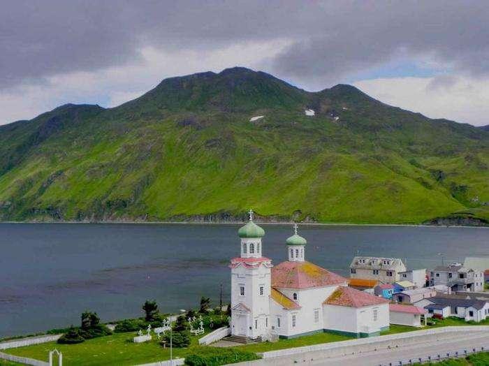 Срок аренды Аляски истек в 1957 году