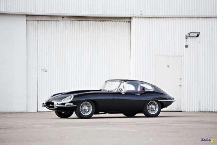 Чертовски красив – 1964 Jaguar E-Type Fixed Head Coupe