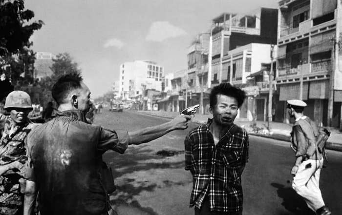 the issue of american aggerssion and bombing other countries like vietnam without making any negotit Why might democracies be more peaceful in their relations with each other than 4 big issues you america but communist countries.