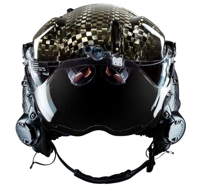 «Матрица» в F-35: шлем с дополненной реальностью для пилотов