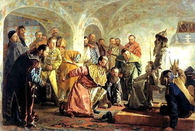 Иван Грозный: «как казнить изменника, чтобы он не попал в Царствие Небесное»