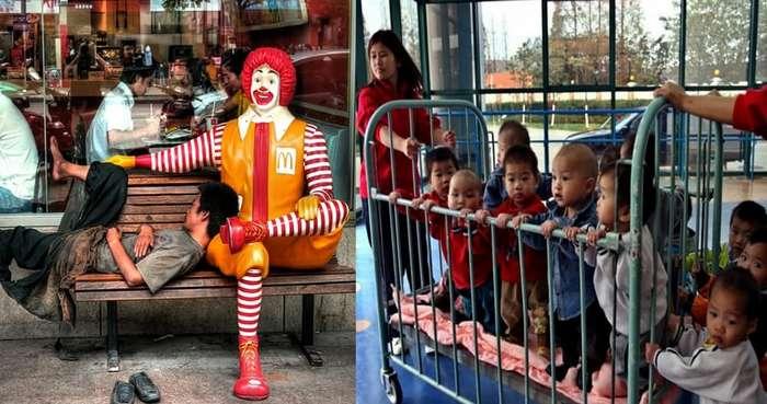 15 фото, которые доказывают, что Китай не такой уж коммунистический